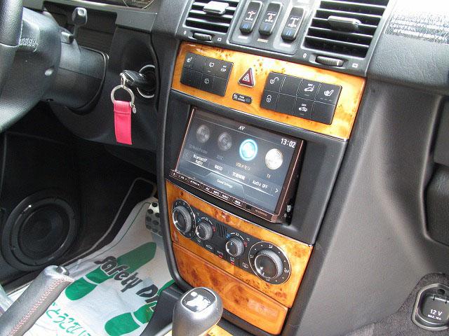 Mercedes Benz G55