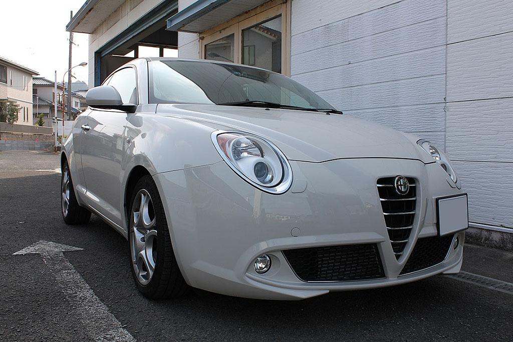 Alfa Romeo Mito(T・K様)